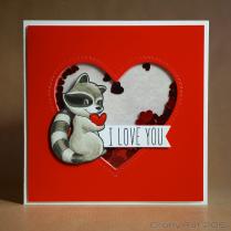 Valentine love bandit