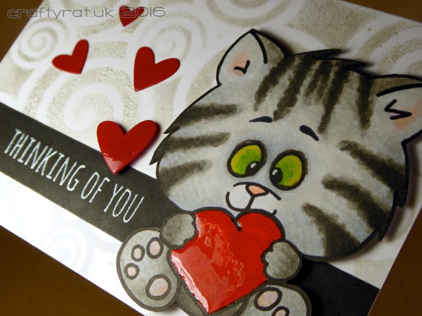kitten hearts detail wm