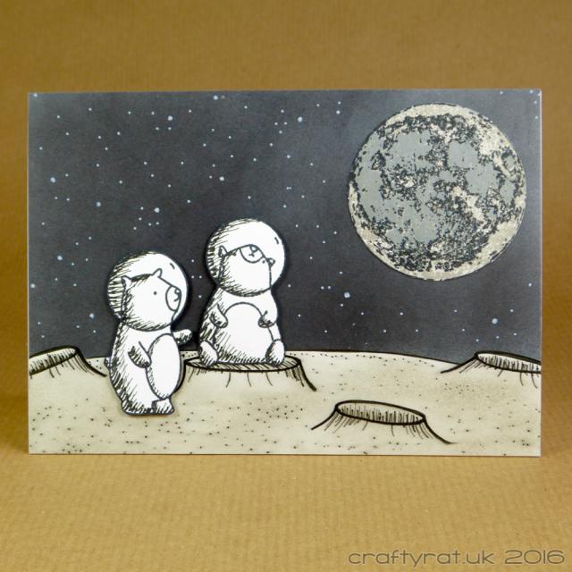 Sketchy space bears