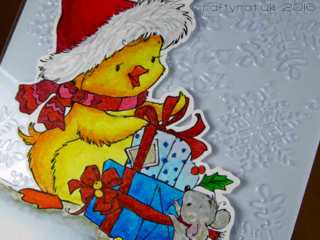 Duck & presents - detail