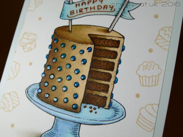 Layer cake - detail