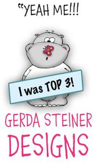 Gerda Steiner Designs Challenge Top 3