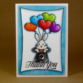 CR00297 Magician's bunny