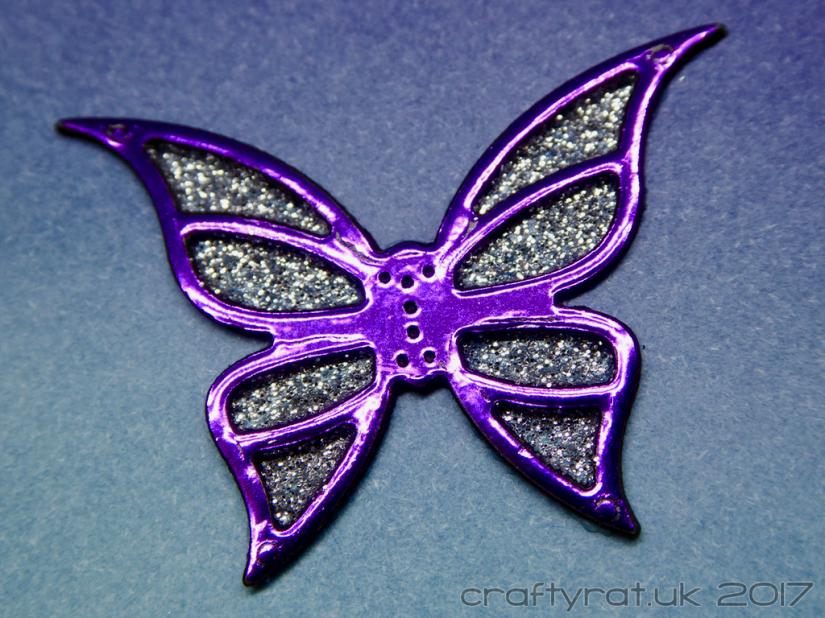 CR00409 butterfly