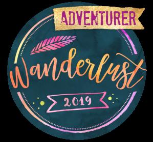2019 adventurer wanderlust logo