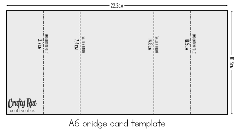 A6 bridge card